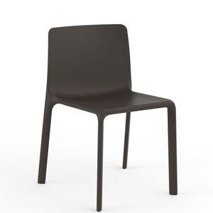 VONDOM - kes - chaise de jardin en polypropylène (lot de 4) - Gartenstuhl