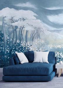 ISIDORE LEROY - dans les nuages - Panoramatapete
