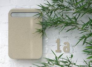 Door Shop - concret - Briefkasten