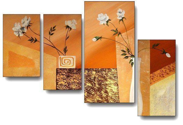 Wall Art avenue - Zeitgenössische Gemälde-Wall Art avenue-Tableaux sur toile peinture 100% à la main