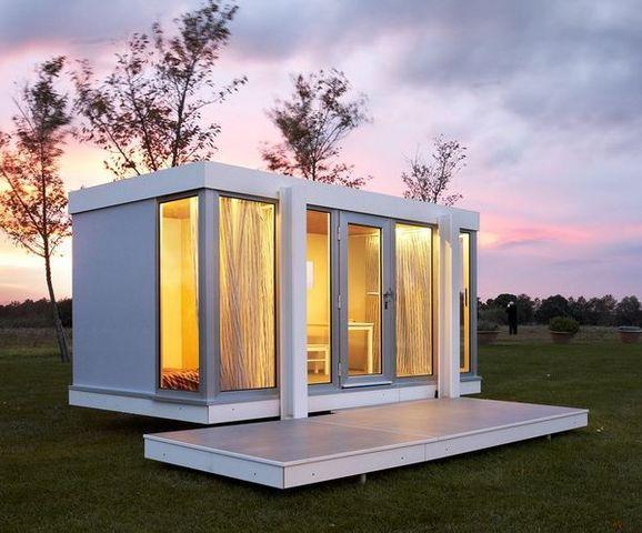 SMART PLAYHOUSE - Sommerpavillon-SMART PLAYHOUSE-Illinois