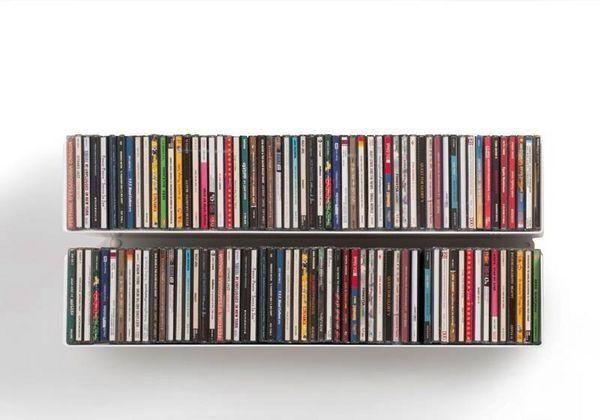TEEBOOKS - CD-Möbel-TEEBOOKS-Lot de 2