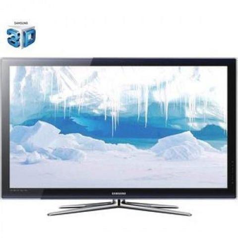 Samsung - LCD Fernseher-Samsung-Samsung Ecran plasma PS50C687 - 3D