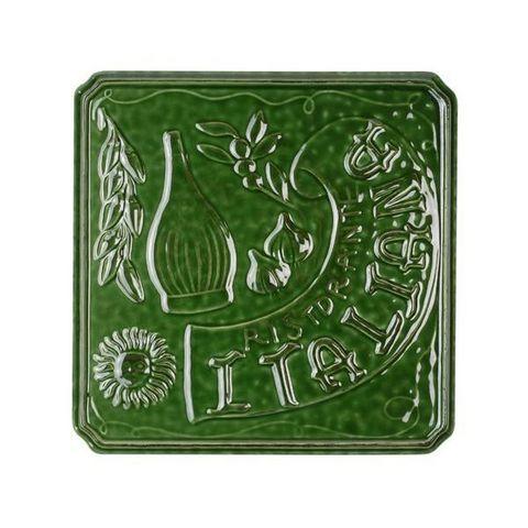 La Chaise Longue - Untersetzer-La Chaise Longue-Dessous de plat italiana vert