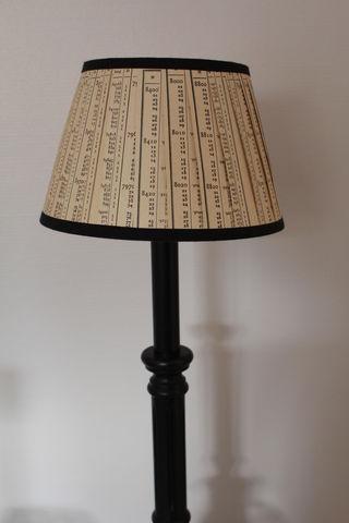 L'ATELIER DES ABAT-JOUR - Konischer Lampenschirm-L'ATELIER DES ABAT-JOUR-Conique 20 cm