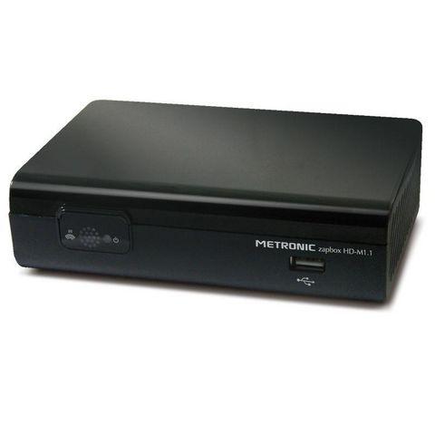 METRONIC - DTT-Decoder-METRONIC-Décodeur TNT - Zapbox HD-M1.1