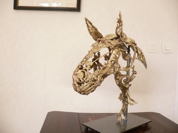Creations PHILIPPE LAMBERT - Skulptur-Creations PHILIPPE LAMBERT