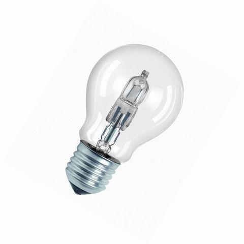 Osram - Halogenlampe-Osram-Ampoule Halogène Eco Standard E27 2700K 30W = 40W