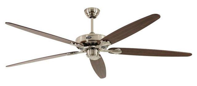 Casafan - Deckenventilator-Casafan-Ventilateur de plafond, Royal BN, classic 180 Cm,