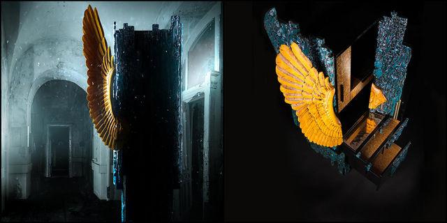 EGLIDESIGN - Barmöbel-EGLIDESIGN-Man's wing