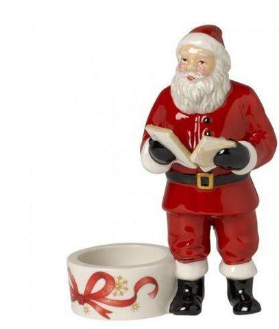 VILLEROY & BOCH - Weihnachtskerzenständer-VILLEROY & BOCH