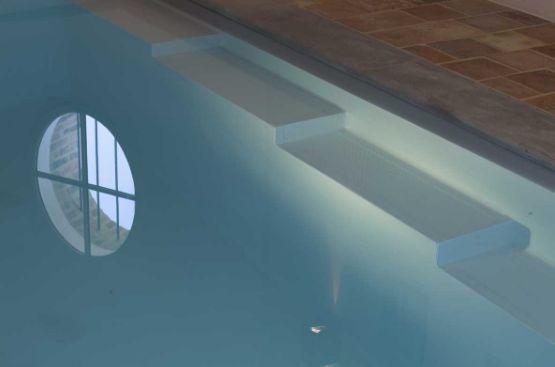 Piscines Magiline - Swimmingpooltreppe-Piscines Magiline-Design