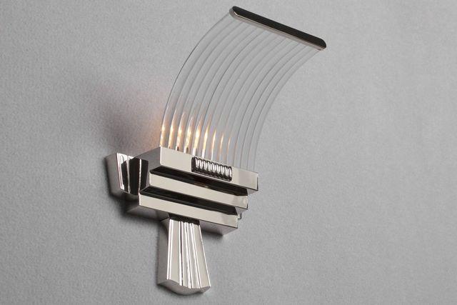 PATINAS - Wandleuchte-PATINAS-Petitot wall light XV.