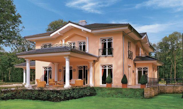 Weberhaus - Geschossiges Haus-Weberhaus