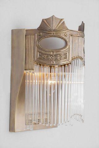 PATINAS - Wandleuchte-PATINAS-Triest wall light III.