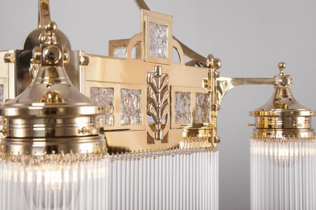 PATINAS - Kronleuchter-PATINAS-Wiener chandelier I.