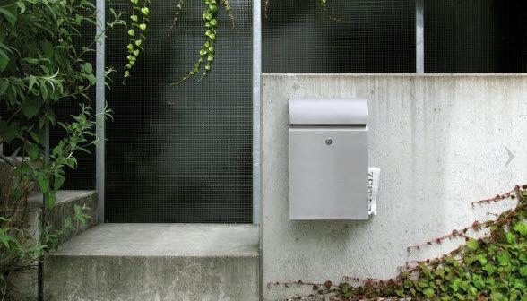 Door Shop - Briefkasten-Door Shop-Porte-journaux