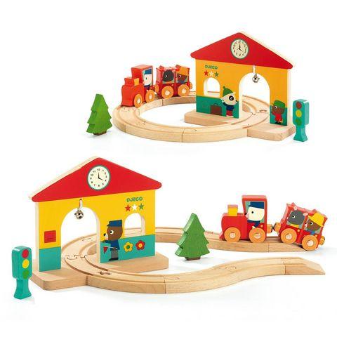Djeco - Spielzeugbahn-Djeco
