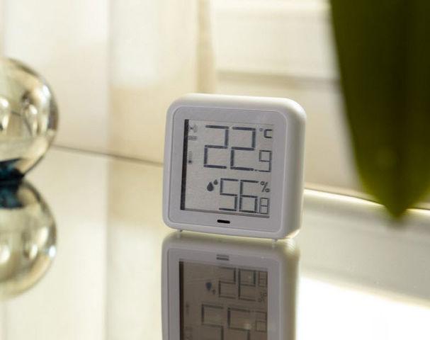 OTIO - Thermo-Hygrometer-OTIO-Connecte
