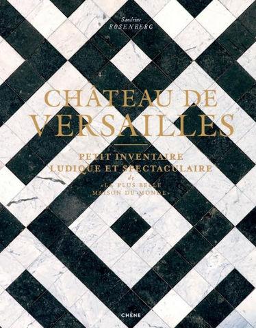 Editions Du Chêne - Kunstbuch-Editions Du Chêne-Château de Versailles