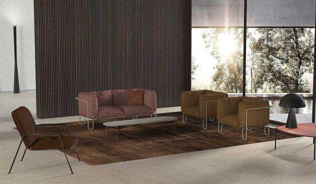 spHaus - Sofa 2-Sitzer-spHaus-FARGO SOFT 150
