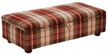 Greengate Furniture - Bettende-Greengate Furniture-Carrick Ottoman