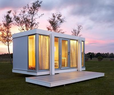 SMART PLAYHOUSE - Sommerpavillon-SMART PLAYHOUSE-Illinois