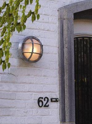 Epi Luminaires - Garten-Wandleuchte-Epi Luminaires-lotus