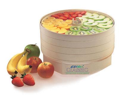 WISMER - Früchte-und Gemüseentsafter-WISMER-Déshydrateur Classic