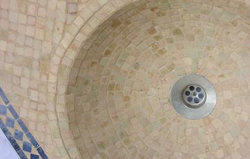 Moorisharts - Mosaikfußboden-Moorisharts-comtemporain
