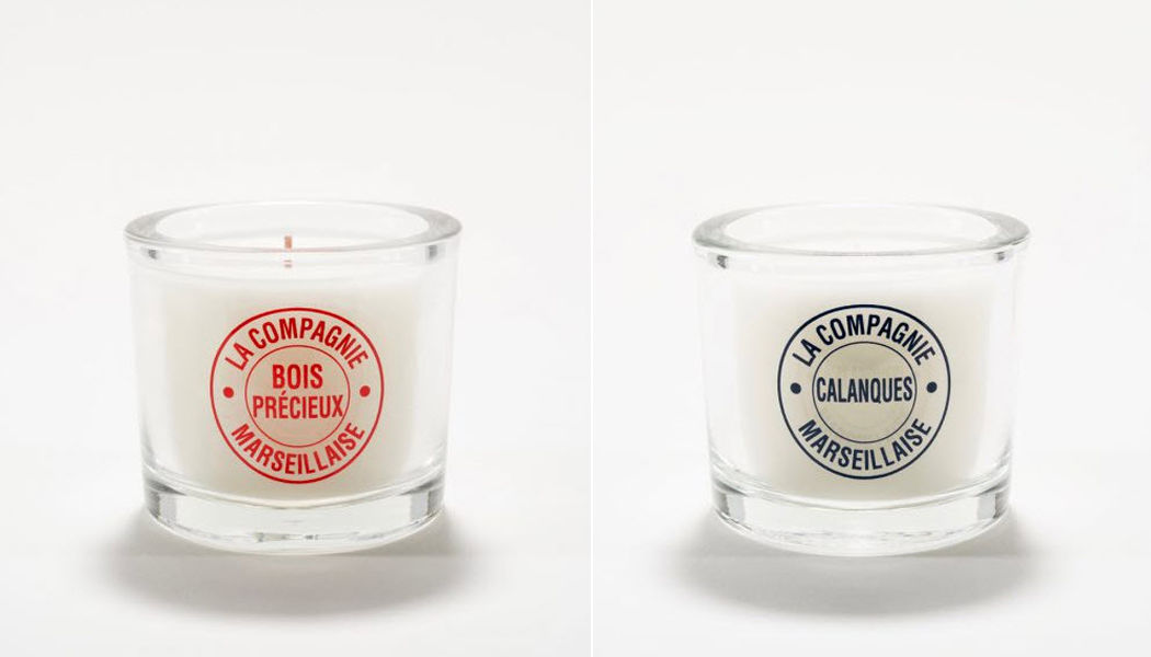 LA COMPAGNIE MARSEILLAISE Vela perfumada Velas & palmatorias Objetos decorativos  |