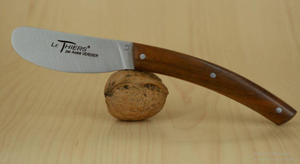 Verdier manufacture Cuchillo para untar Cuchillos Cubertería   