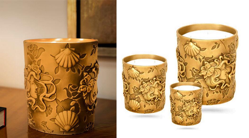 SCOTT ALEXANDER Vela perfumada Velas & palmatorias Objetos decorativos  |