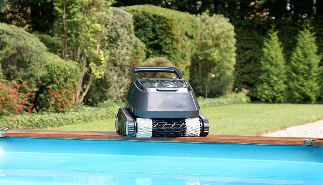 8 STREME Robot limpiador de piscina Limpieza & mantenimiento Piscina y Spa   