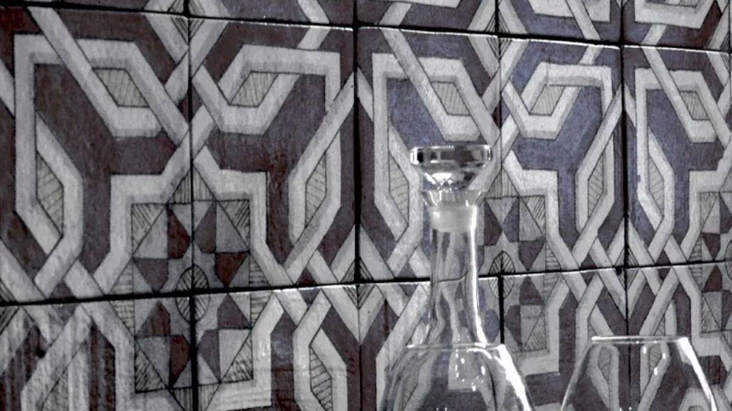 CERAMICHE MILITELLO Azulejos para pared Azulejos para paredes Paredes & Techos  |