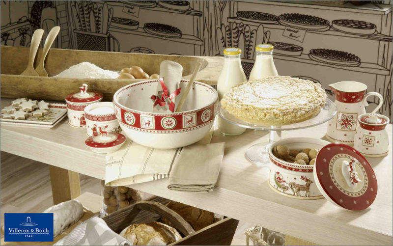 VILLEROY & BOCH Servicio de mesa Juegos de vajilla & loza Vajilla Cocina |