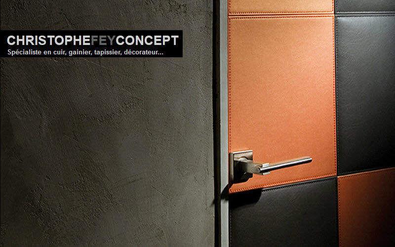 Christophe Fey Concept Loseta de cuero Enlosados Suelos Despacho | Clásico