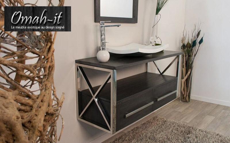 Omah It Mueble bajobañera Muebles de baño Baño Sanitarios Baño |