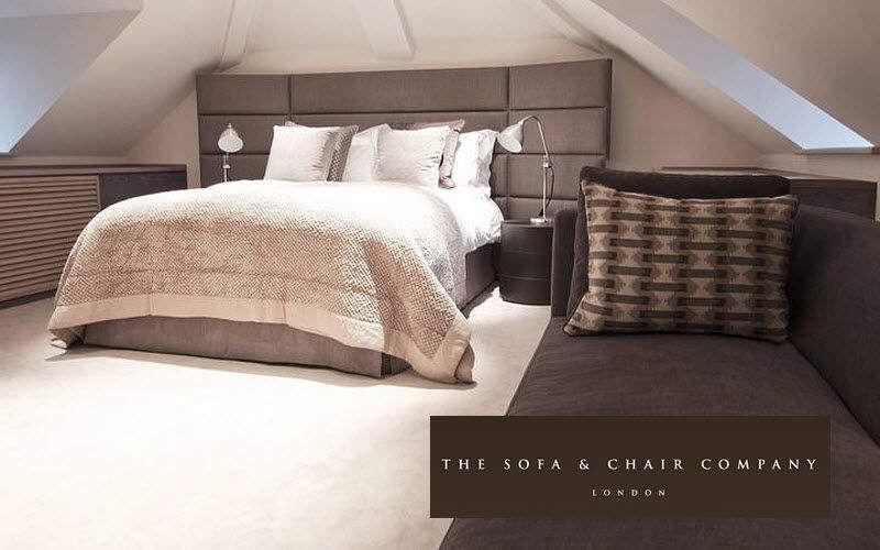THE SOFA AND CHAIR COMPANY Cama de matrimonio Camas de matrimonio Camas Dormitorio | Design Contemporáneo