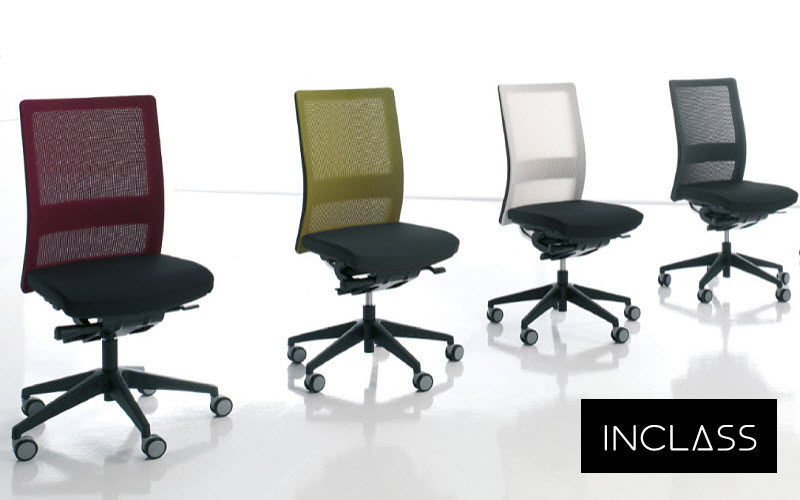Inclass Silla de despacho Sillas de oficina Despacho Lugar de trabajo | Design Contemporáneo