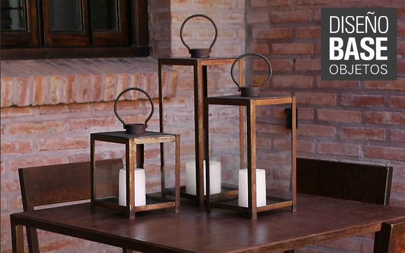 Diseño Base -  Objetos Linterna de exterior Linternas de exterior Iluminación Exterior Terraza | Rústico
