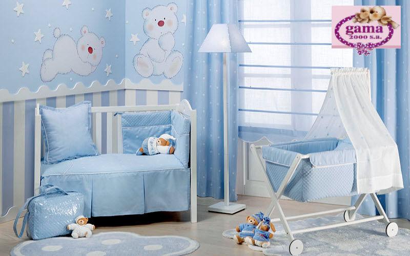 Habitaciones infantiles bebe ni o - Habitaciones de bebe nino ...