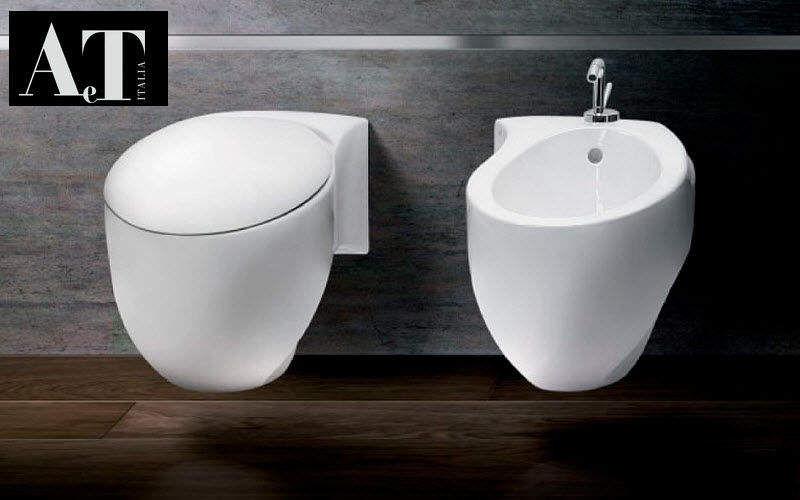 AeT WC suspendido Inodoros & sanitarios Baño Sanitarios   