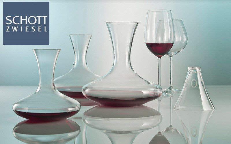 Schott Decantador Botellas & jarras Cristalería   