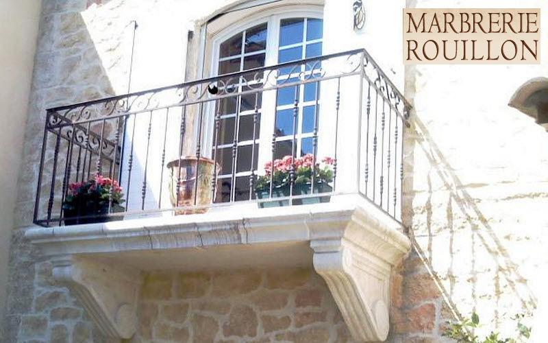 Marbrerie Rouillon Balcón Balcones Puertas y Ventanas   