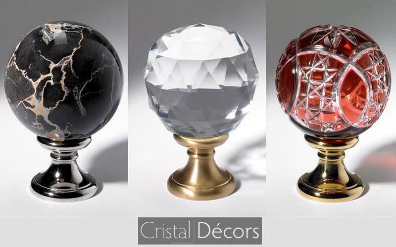 Cristal Decors Bola remate de escalera Escaleras/escalas Equipo para la casa  |