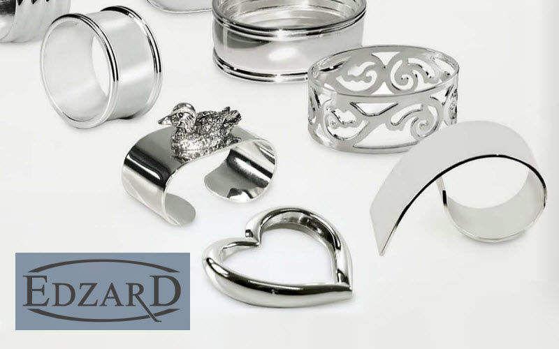 Edzard Servilletero Set de accesorios de mesa Mesa Accesorios  |