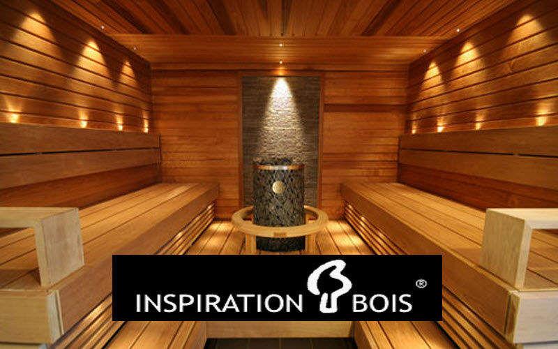 Inspiration Bois Sauna Sauna & hammam Baño Sanitarios  |