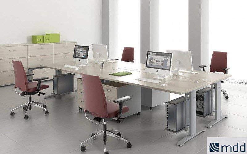 MDD Centralita Mesas y escritorios Despacho  |
