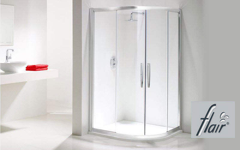 Flair Puerta de ducha giratoria Ducha & accesorios Baño Sanitarios   
